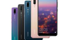 CES Asia 2018 : Huawei et son P20 au firmament