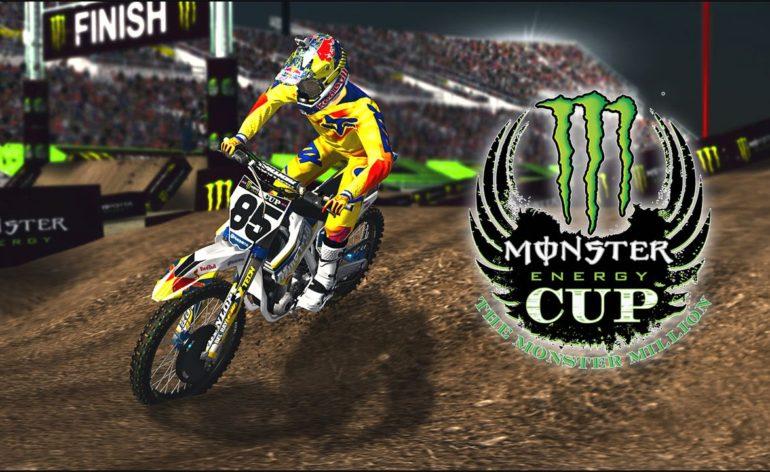 La Monster Energy Cup dans Monster Energy Supercross !