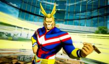 My Hero Academia va être adapté en jeu vidéo