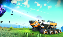 No Man's Sky NEXT : multi et version physique