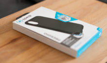 Test : Speck Presidio une coque robuste pour l'iPhone X