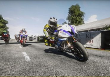 Test TT Isle of Man PS4