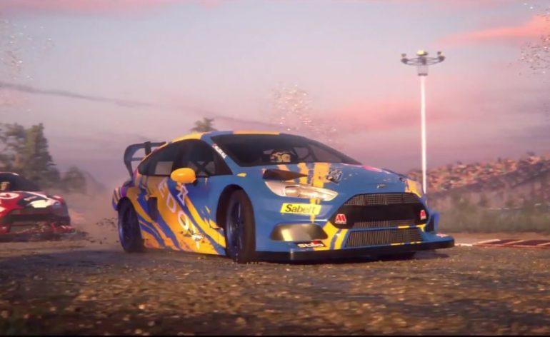 V-Rally 4 trailer date de sortie