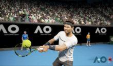AO International Tennis dévoile son gameplay
