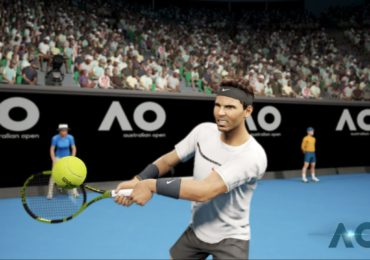 AO International Tennis, la surprise de chez Big Ant Studios