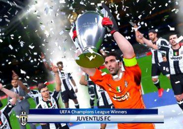 PES 2019 : terminé la Ligue des Champions !