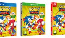Sonic Mania Plus : date de sortie en France et réservations