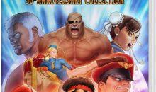 Street Fighter : la compilation anniversaire en préco