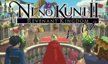 Test de Ni No Kuni 2 : l'avènement d'un nouveau Royaume