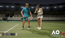 AO International Tennis désormais disponible sur consoles et PC