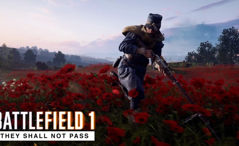 Battlefield 1, le DLC They Shall Not Pass gratuit pendant 12 jours !