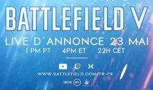 Battlefield V nous donne rendez-vous en direct dans quelques jours