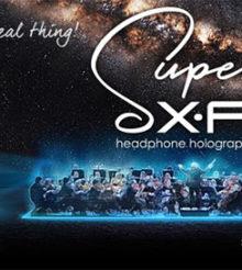 Computex 2018 : un live show pour la technologie Super X-Fi