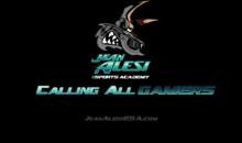 Jean Alesi avec les Gamers, grâce à son eSports Academy