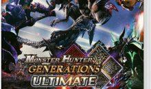 Monster Hunter Generations Ultimate : la version Switch en préco