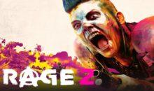 Rage 2 officialisé par Bethesda, du gameplay dévoilé !