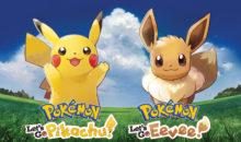 Switch : 2 jeux Pokémon annoncés, le RPG confirmé