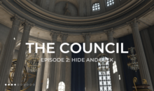 Test de The Council Episode 2 Hide and Seek sur PS4: un second episode plus lent