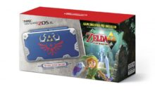 Une Nintendo 2DS édition Zelda : a link between worlds annoncée