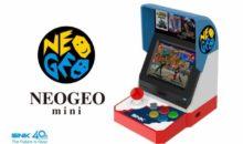 La Neo Geo Mini en France ! Date des réservations et disponibilités