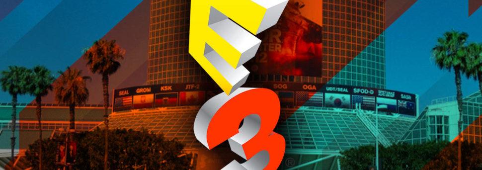 E3 2018, demandez le programme des conférences !