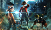 E3 2018 : Luffy, Naruto et Sangoku contre Freezer dans Jump Force