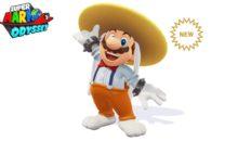 La garde-robe de Super Mario Odyssey s'enrichit !