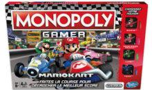 Test de Monopoly Gamer Mario Kart : le jeu de kart servi sur un plateau