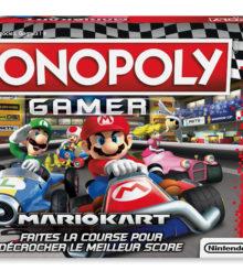 Le Monopoly Gamer Mario Kart est disponible !
