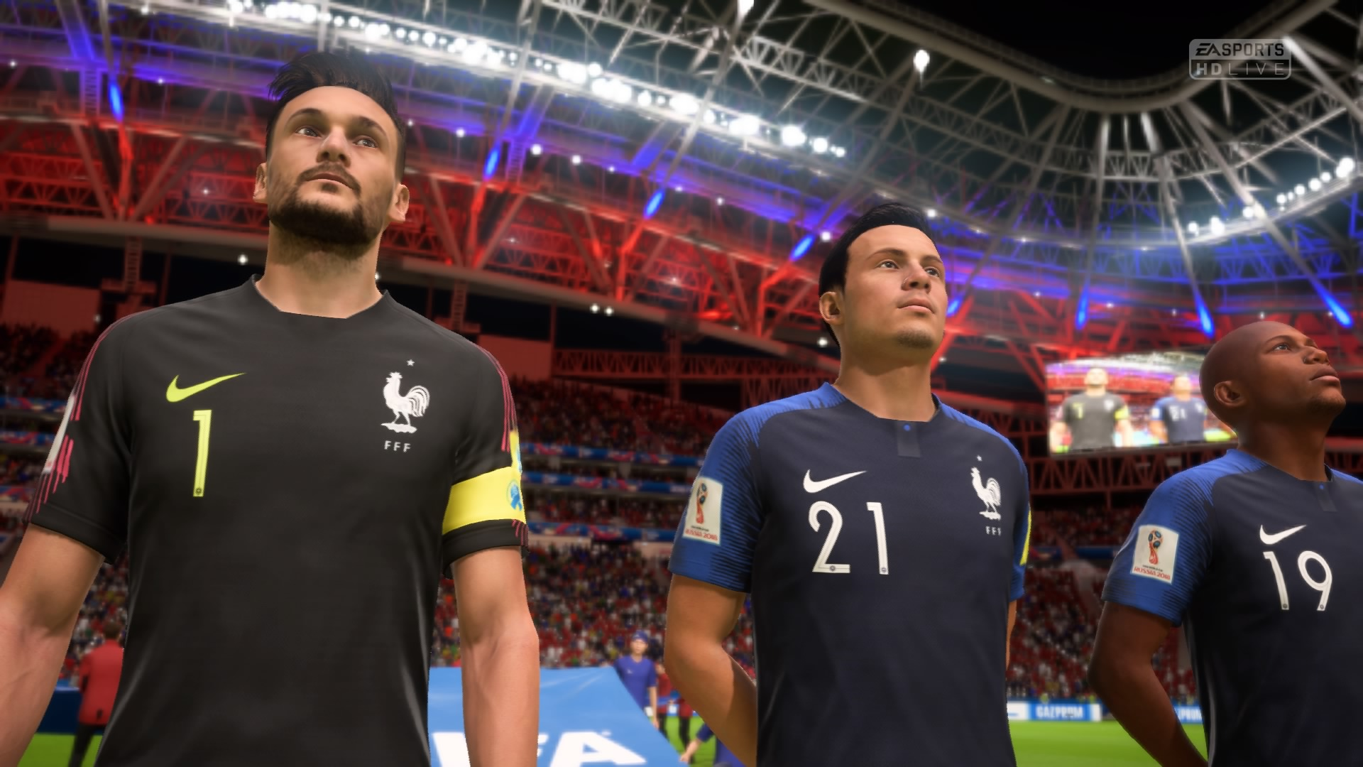 test du dlc coupe du monde fifa 18 occasion manqu e. Black Bedroom Furniture Sets. Home Design Ideas