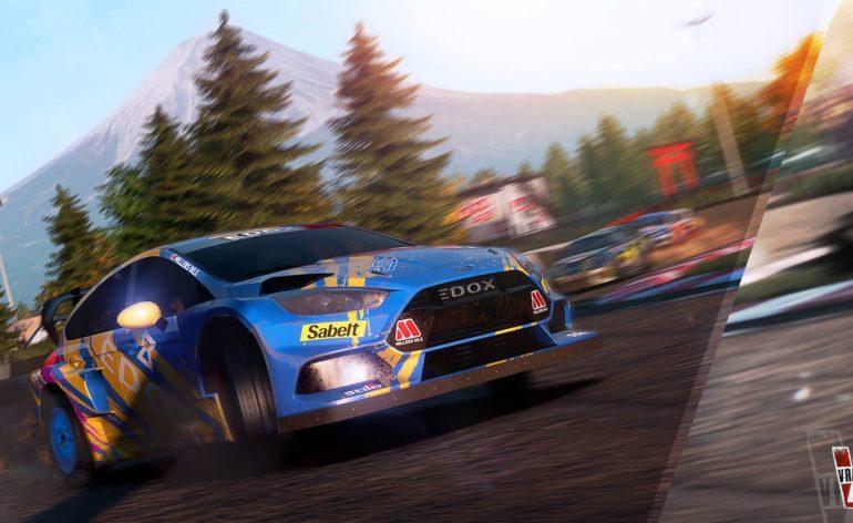 V-Rally 4, un trailer pour l'E3 2018