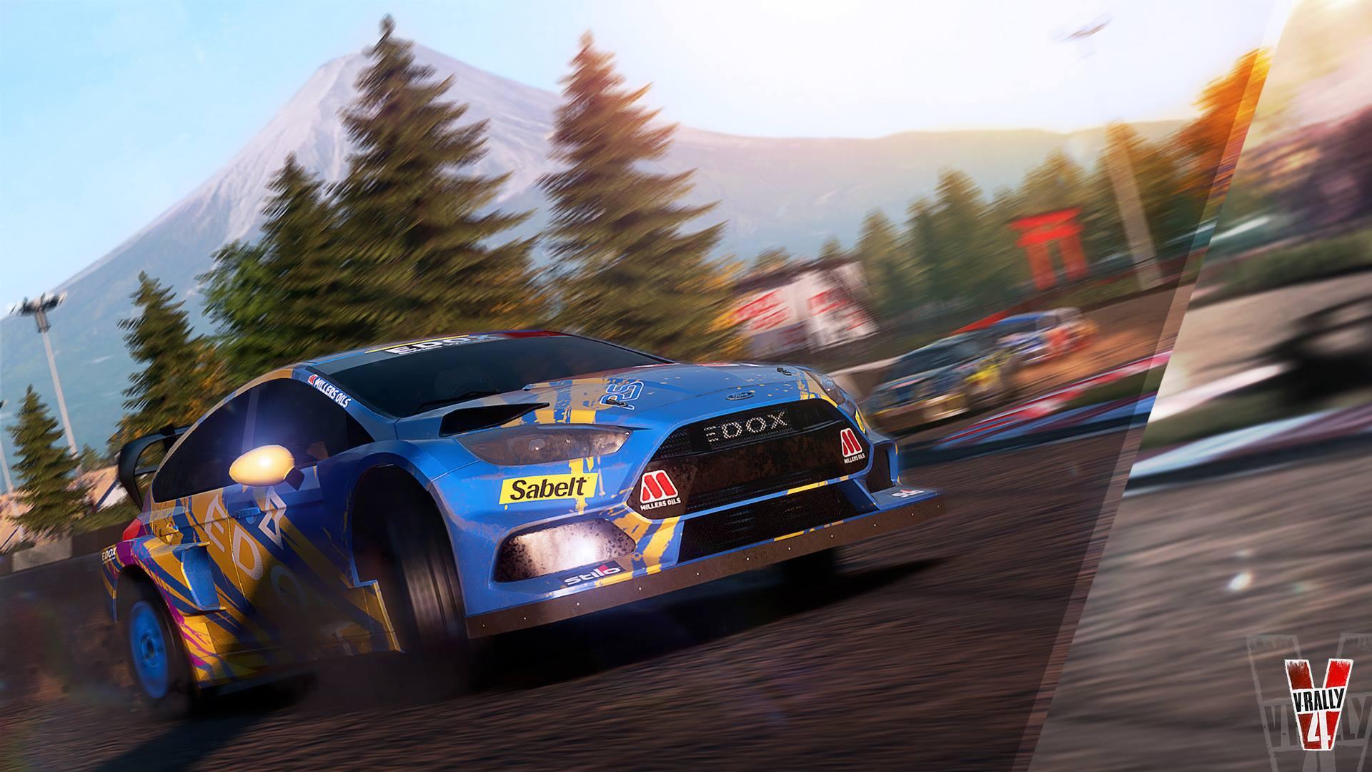 jeux de voiture gratuit v rally