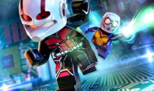 Ant-Man et la Guêpe prennent leur envol dans Lego Marvel Super Heroes 2