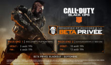 Call of Duty Black Ops 4 : dates et horaires de la bêta PS4, PC et Xbox One