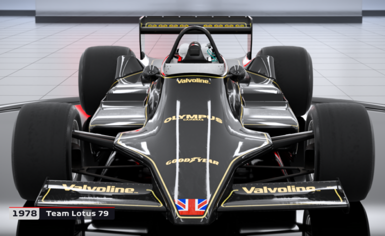 F1 2018, les monoplaces historiques dévoilées