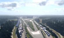 Grimpez dans la Renault F1 pour un tour de circuit d' Hockenheim