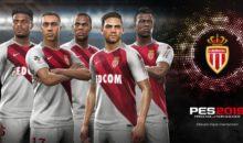 PES 2019, l'AS Monaco mis en avant