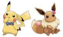 Pokémon Let's Go : un mode coop et du contenu propre à Pika et Evoli
