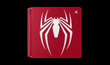 Une PS4 Pro tout de toile vêtue, avec l'édition Spiderman !