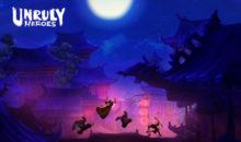 Unruly Heroes : un titre prometteur par des anciens d' Ubisoft