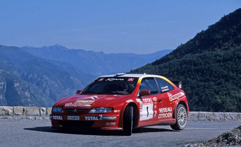 V-Rally 4, la Citroën Xsara KitCar dans le jeu !