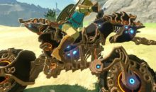 Zelda Breath of the Wild déjà de retour, dans Mario Kart 8 Deluxe