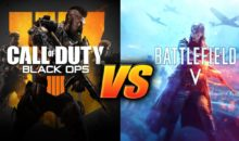 Call of Duty Black Ops IIII vs Battlefield V, le match est lancé !