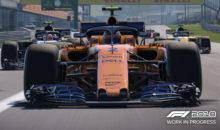 F1 2018, la simulation de Formule 1 s'offre le thème original