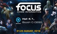 Gamescom 2018 : Focus, Cthulhu et de l'agriculture