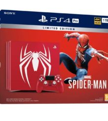 La Sony PS4 Pro édition Spider-Man en réservation chez Amazon
