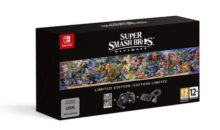 Le pack Super Smash Bros Switch avec pad Gamecube en réservation !