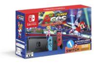 Nintendo annonce un pack Switch avec Mario Tennis, entre autre