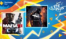 Les jeux du PS+ d'août 2018
