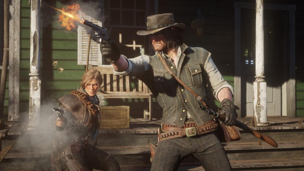 Red Dead Redemption 2, le trailer de gameplay est là !